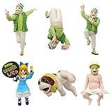 Heidi Raro Set 6 Figuras Japan Style PUTITTO Abuelo Clara Niebla Trading Figures