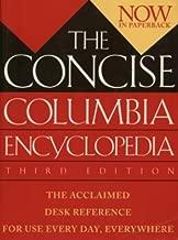 The Concise Columbia Encyclopedia: Third Edition (1995-07-28)
