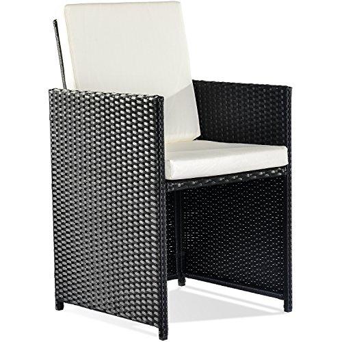 Poly Rattan Lounge Gartenmöbel Set Sitzgruppe Bild 5*