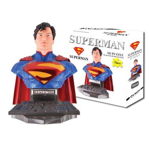 Hero 3d Puzzle - superman standard