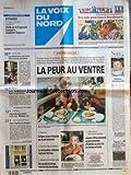 VOIX DU NORD (LA) [No 17541] du 08/11/2000 - VACHE FOLLE - LA PEUR AU VENTRE - CHIRAC DEMANDE D'INTERDIRE AU PLUS VITE LES FARINES ANIMALES - FAUT-IL LEGALISER LE DOPAGE - LES SPORTS - FOOT - RUGBY - LES AMERICAINS ONT CHOISI LEUR NOUVEAU PRESIDENT