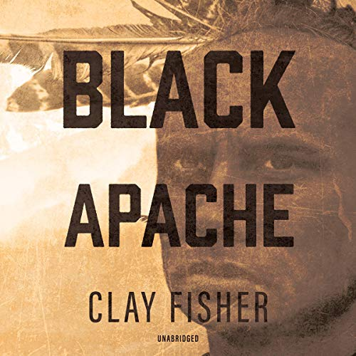 Black Apache audiobook cover art