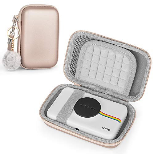 Funda para cámara Polaroid Snap & Snap Touch 2.0 (oro rosa)