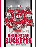 Ohio State Buckeyes 2022 Calendar: 12 Monthes JAN 2022 to DEC 2022