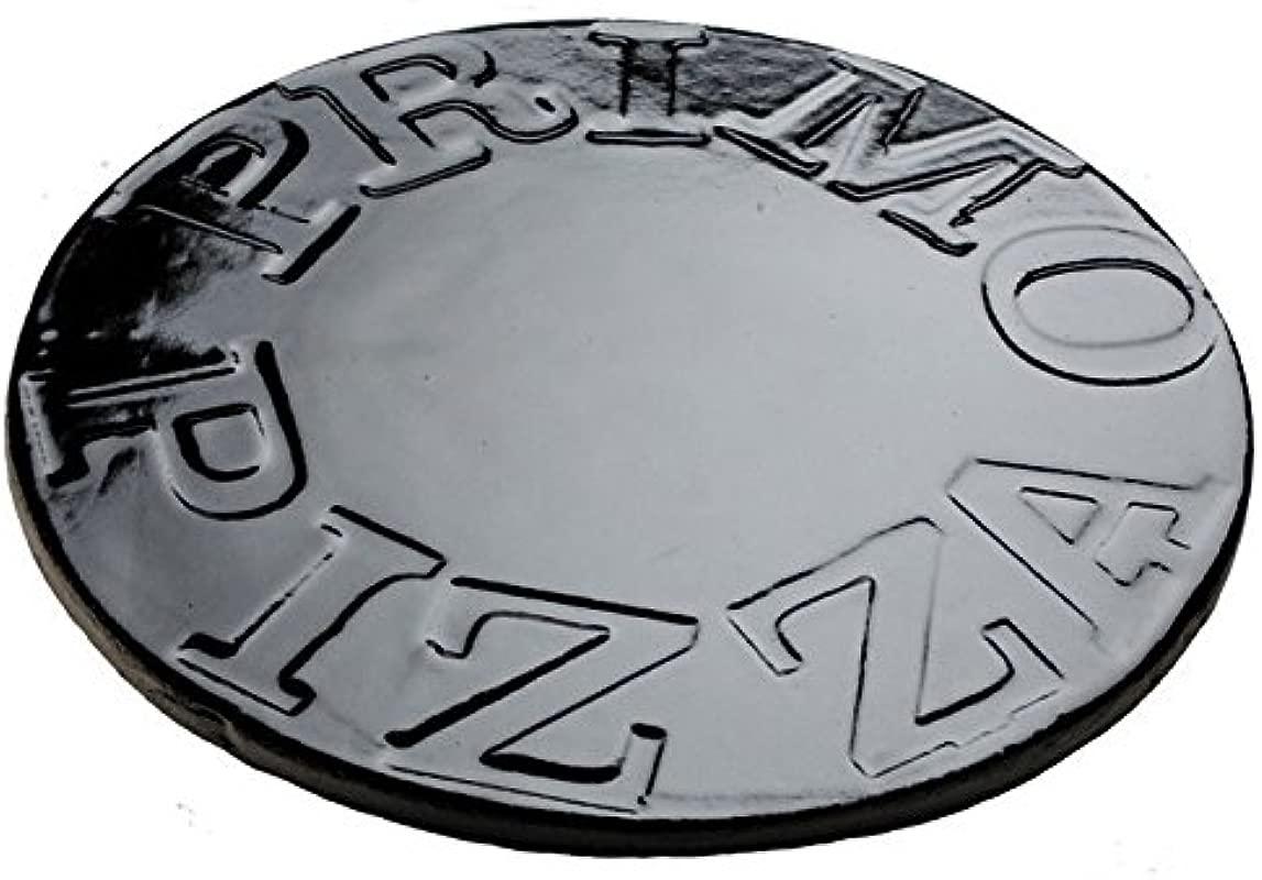 16in Glazed Ceramic Baking Stone For XL 400 LG 300 And Kamado