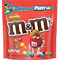M&M'S Peanut Butter Chocolate Candy Party Size, 34 Ounce