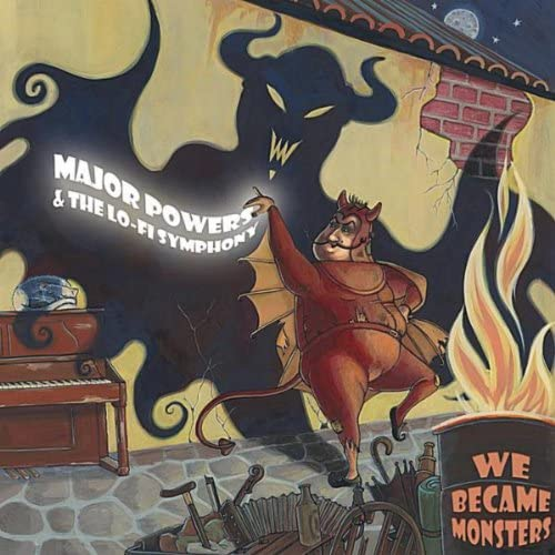 Major Powers & the Lo-Fi Symphony