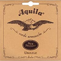 Aquila New Nylgut 4U ウクレレセット弦 ソプラノ用 AQ-SR