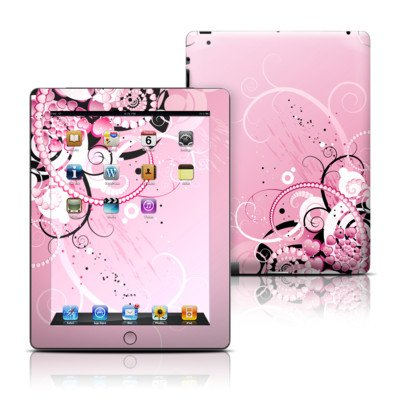 Decalgirl『APPLE IPAD 3/4 SKIN(Her Abstraction)』