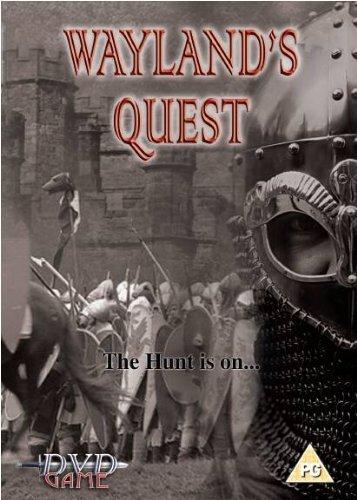 Wayland's Quest [Reino Unido] [DVD]