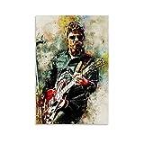 shaofu Noel Gallagher Poster, dekoratives Gemälde,