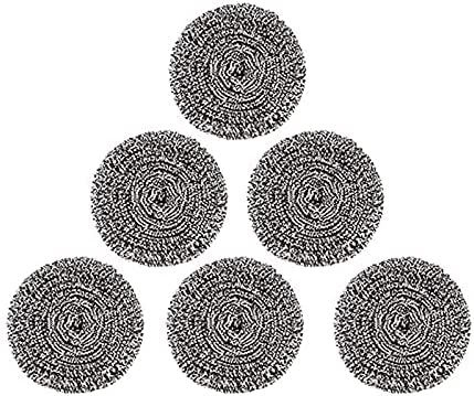 DKKO Stainless 25% OFF Steel Scourers Cleaning Metal Ball Pads ...