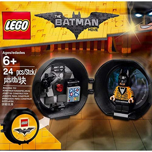 LEGO the Batman Movie Exclusive Polybag Battle Pod - Tiger Tuxedo Batman (5004929)