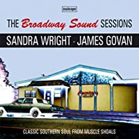 The Broadway Sound Sessions by Sandra Wright (2008-02-19)