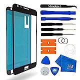 MMOBIEL Kit de Reemplazo de Pantalla Táctil Compatible con Samsung Galaxy Note 1 N7000 Series (Negro) Incl Herramientas