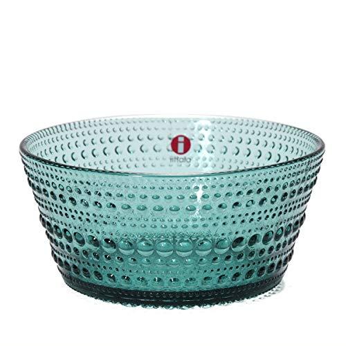 [ イッタラ ] iittala カステヘルミ ボウル 230mL 4個セット 北欧 ガラス Kastehelmi Bowl 1026960 シーブルー Sea Blue フィンランド インテリア 食器 キッチン 食洗器対応 [並行輸入品]