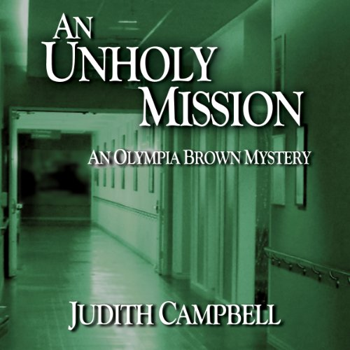 An Unholy Mission audiobook cover art