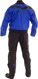 Typhoon Multisport 5 Latex Seal Drysuit Dry Suit in Blue and Black - Mens - Waterproof Protection - Free 30L Dry Rucksack