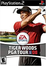 Tiger Woods PGA Tour 08 - PlayStation 2 [video game]