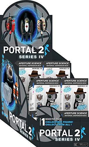 WizKids Portal 2: Series IV Collectible Figures (12 Ct Counter-Top Display)