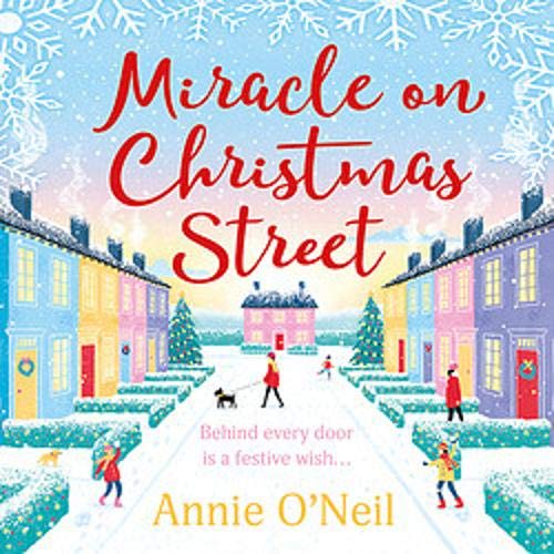 Miracle on Christmas Street cover art