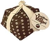Vergani Panettone Gourmet al café con Pepitas de Chocolate Negro y glaseado - 750 gr