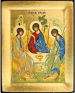 the old testament trinity painting