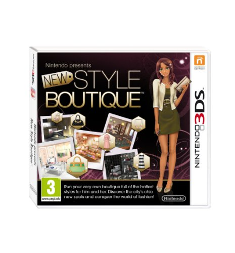 [UK-Import]Nintendo Presents New Style Boutique Game 3DS