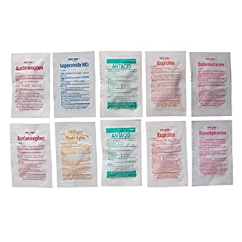 Best first aid medicine packets Reviews