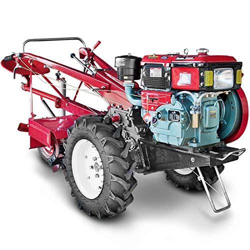 Microtrator Motocultivador à Diesel 12,5 Hp Tdwt73 Toyama