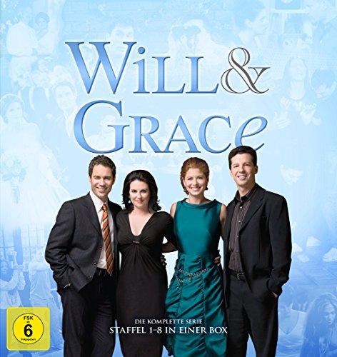 Will & Grace - Die komplette Serie (34 DVDs)