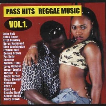 Pass Hits Reggae Music vol. 1