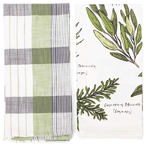 Top 10 Best Selling List for design imports kitchen towels