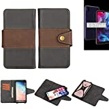 K-S-Trade® Cell Phone Case Protective Cover Bookstyle