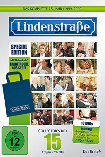 Lindenstraße - Das komplette 15. Jahr (Ltd. Edition mit Stofftragetasche) (10 DVDs)