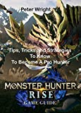 MONSTER HUNTER RISE GAME GUIDE: Tips, Tricks and Strategies To Know To Become A Pro Hunter (English Edition)