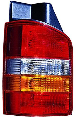 IPARLUX - Faro VW TRANSPORTER T5 2Pt (03) - G.OP.TRA.IZQUIERDOAMBAR-ROJO