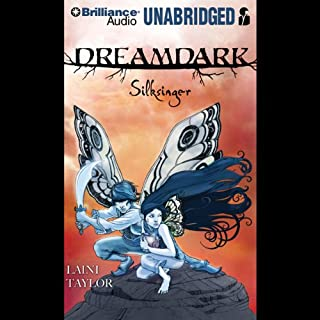 Dreamdark audiobook cover art