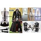 豪華修正版 Azur Lane アズールレーン エンタープライズ 風 コスプレ衣装 +手袋+靴下+帽+ウィッグ+靴 全セット 選び自由