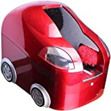 JTKDL Pulidora eléctrica limpia, cepillo de zapatos automática eléctrica Shine Pulidora,...