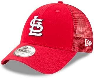 New Era MLB St. Louis Cardinals Trucker 9Forty Adjustable Baseball Hat 11591191