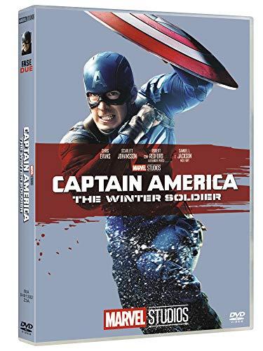 Captain America - The Winter Soldier (Edizione Marvel Studios 10 Anniversario) (1 DVD)