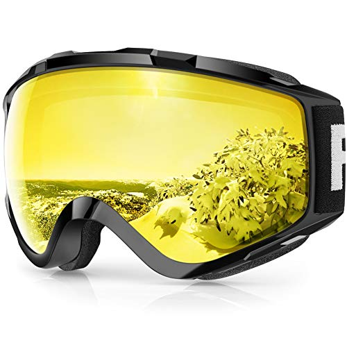 Gafas de Esquí,Findyway Máscara Gafas Esqui...