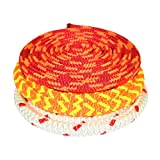 SGT KNOTS All Gear Arborist Climbing Rope - Polyester Tree Safety Line (1/2', 12-Strand, 150ft, ForestyPro)