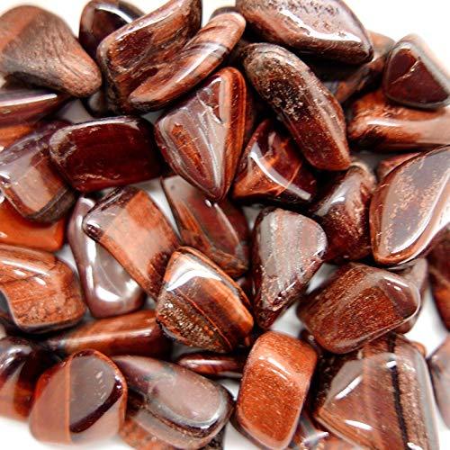 Piedras Rodados de Ojo de Buey 2x1cm (Pack 250gr) Minerales y Cristales para curación, Belleza energética, Meditacion, Medicina Alternativa, Amuletos Espirituales