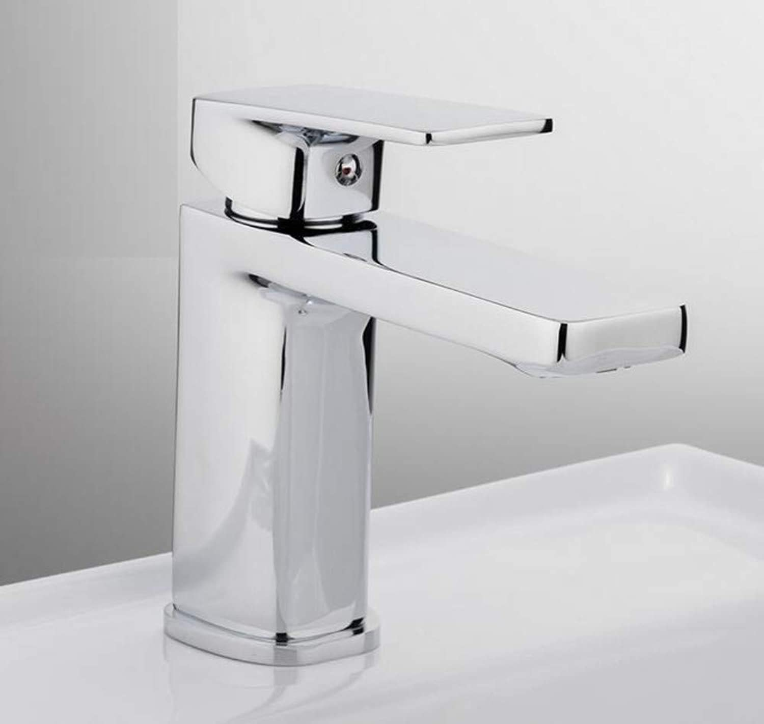 Wasserhahn Waschbecken Bathroom Faucet Chrome Basin Faucets Sink Mixer Tap Vanity Hot Cold And Water Tap Washroom
