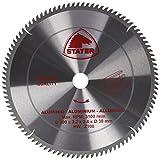 Stayer - Lama per troncatrice e sega circolare, in alluminio, al carburo cementato (widia), diametro: 300 mmx 3,2 mmx 30Z - 100