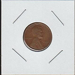 1942 S Lincoln Wheat (1909-1958) Penny Choice Fine Details