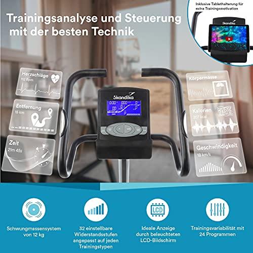 Skandika Morpheus Ergometer -  Trainingscomputer