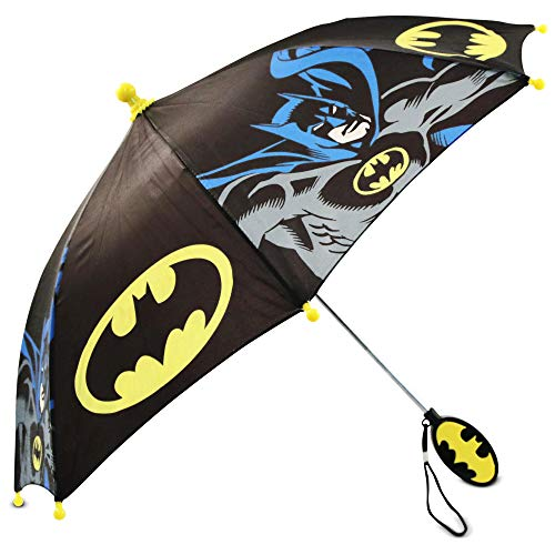DC Comics Little Boys Batman, black/Yellow, Age 3-6